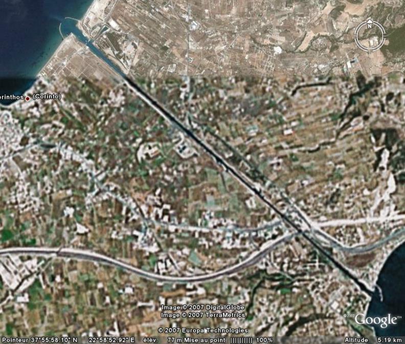 Canal de Corinthe GRECE Ge_can10