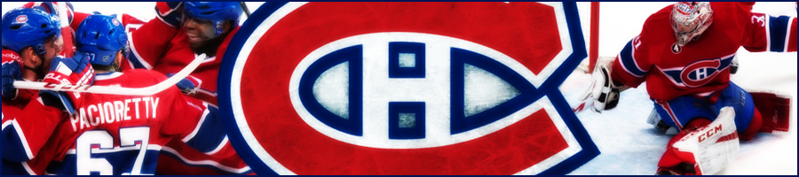 FORUM Canadiens de Montreal et LNH