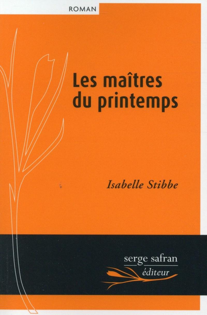 [Stibbe, Isabelle] Les maîtres du printemps Maitre10
