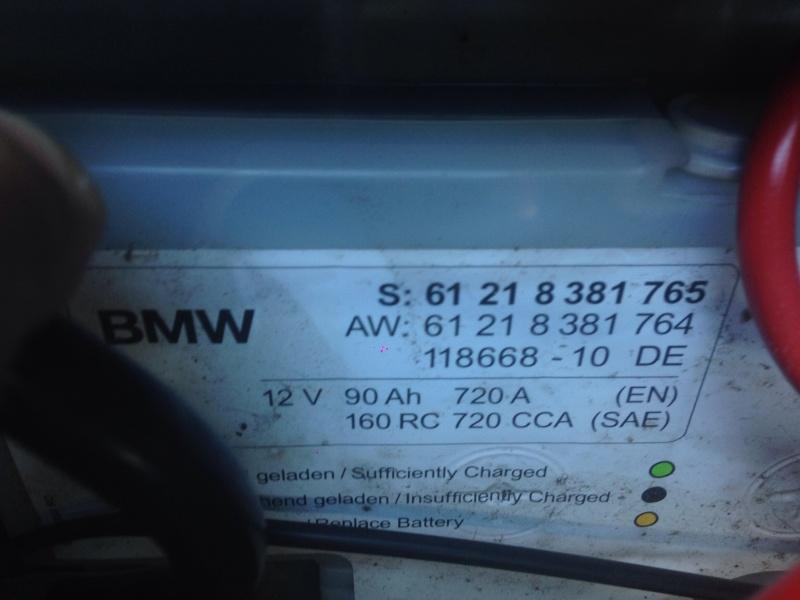 [ BMW E91 330xd Bva M57 an 2006 ] démarrage impossible ! Image11