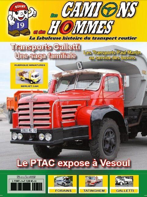 Des Camions et des Hommes n°19 Sans_t10