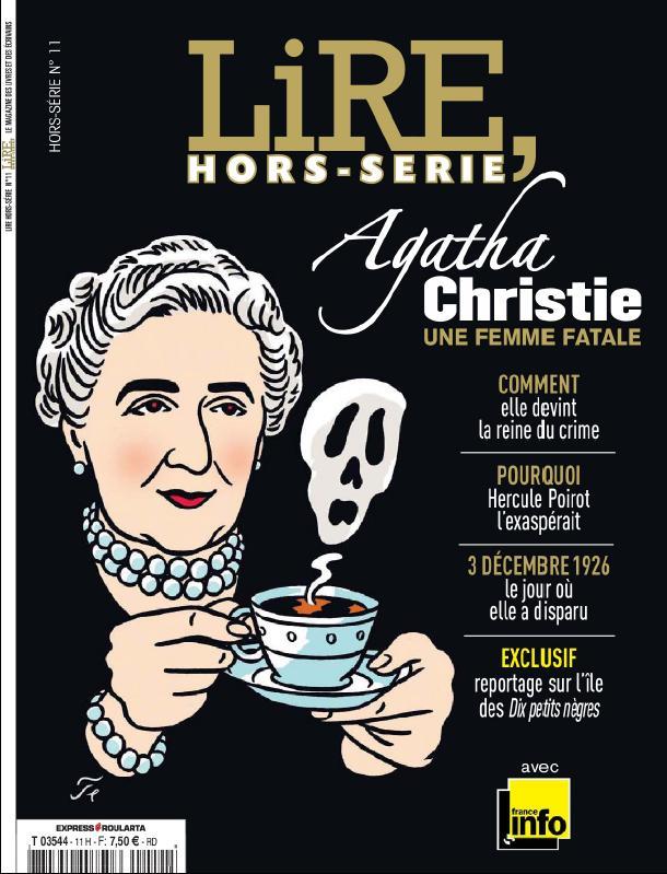 Les carnets secrets d'Agatha Christie Lire_h10