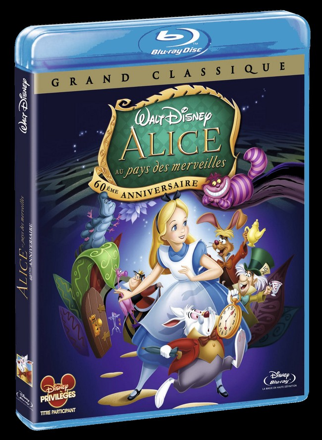 1951 - ALICE IN WONDERLAND - Walt Disney - USA  28984510