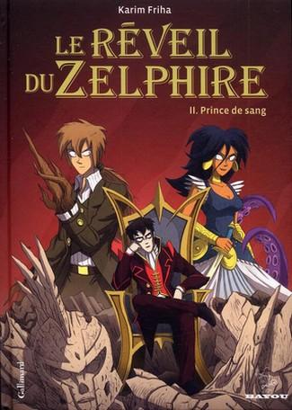 LE REVEIL DU ZELPHIRE - 2d3d Animation - En développement  Album-10