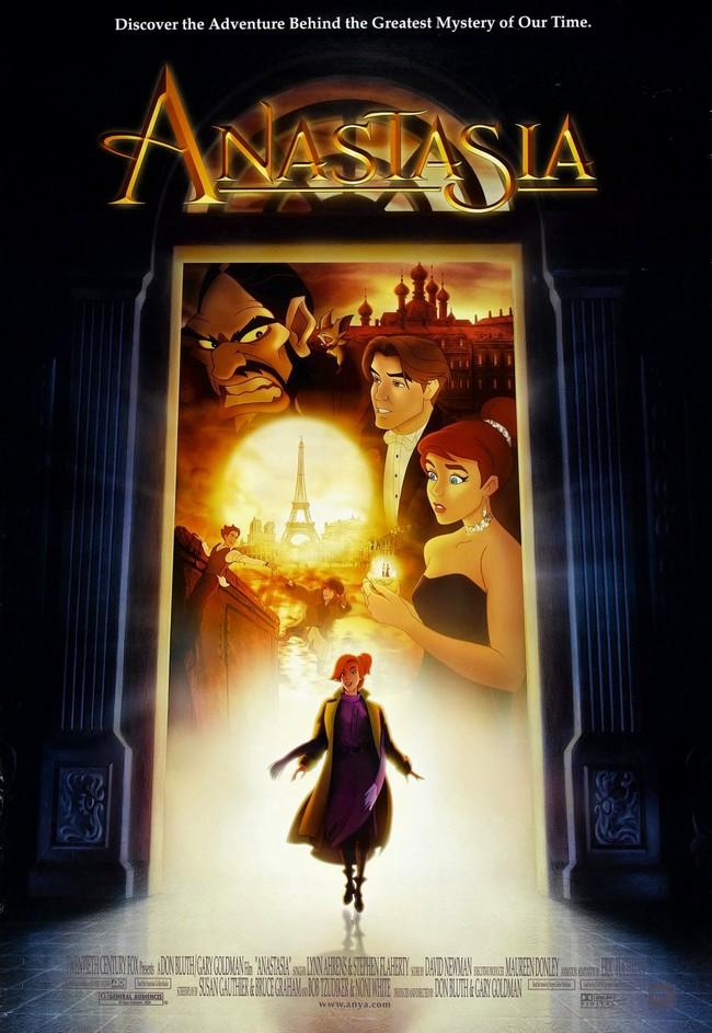 ANASTASIA - Américain - 20th Century Fox - 1997 - Anasta10