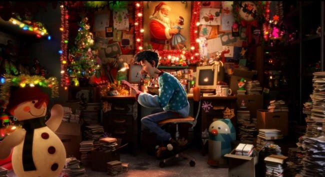 ARTHUR CHRISTMAS - Aardman/Sony - 23 Novembre 2011 - Arthur11