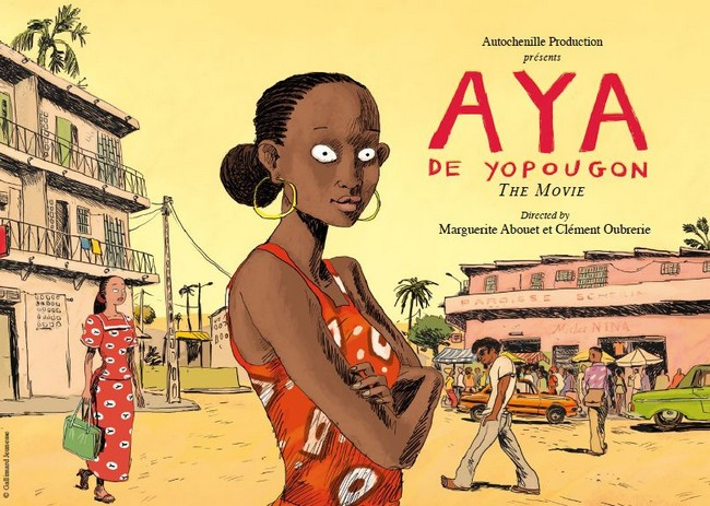AYA DE YOPOUGON - Autochenille Production - 17 juillet 2013 Aya_im10