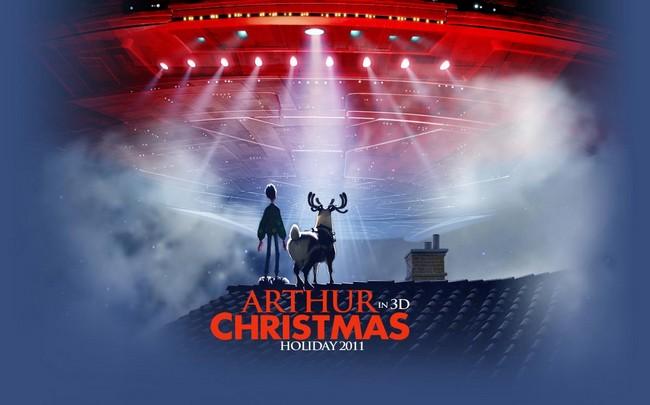 ARTHUR CHRISTMAS - Aardman/Sony - 23 Novembre 2011 - Backgr11