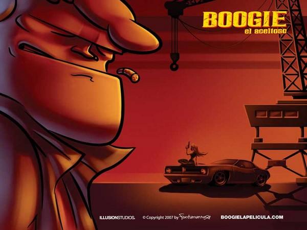 BOOGIE EL ACEITOSO - Argentine - 17 novembre 2010 Boogie10