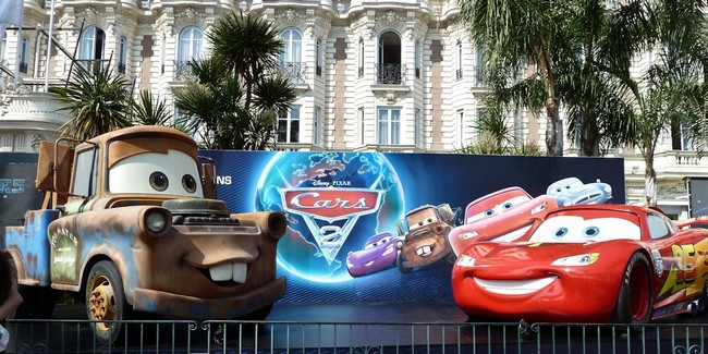 CARS 2 - Pixar - En France le 27 juillet 2011 - Cars2_11