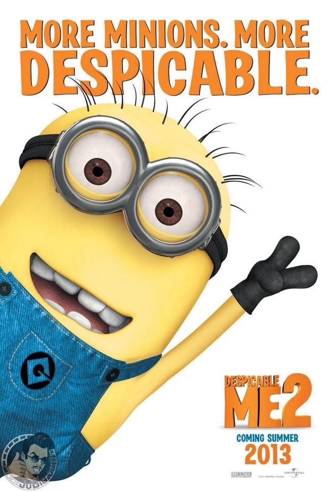 DESPICABLE ME 2 - Universal/Illumination - FR : 26 juin 2013 Despic10