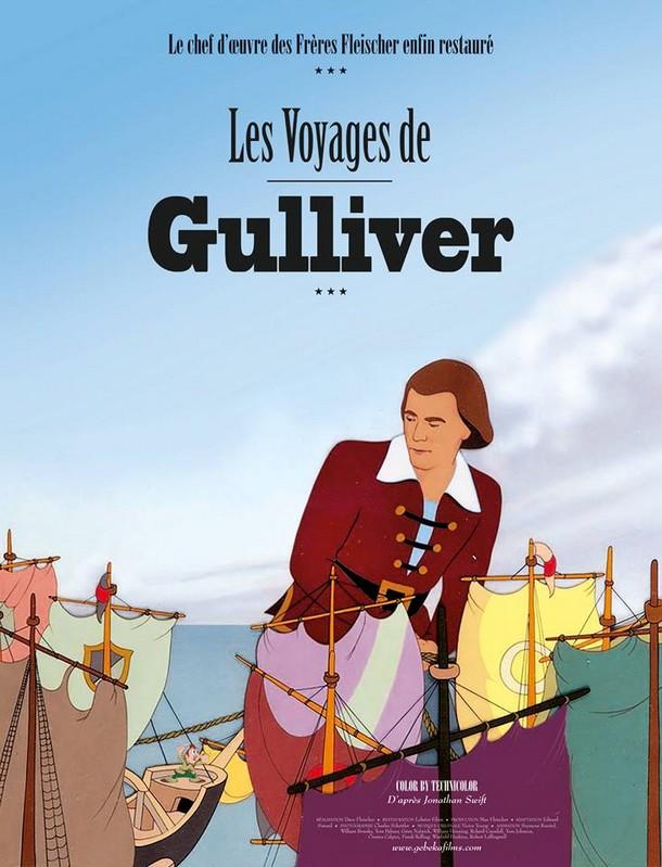 LES VOYAGES DE GULLIVER (1939) - Fleischer - 2 déc. 2015 Gulliv10