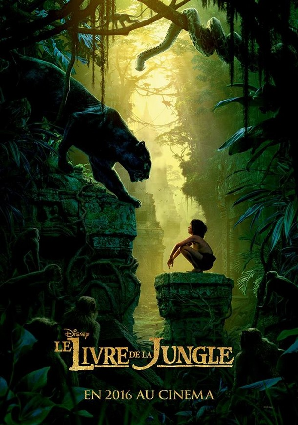 LE LIVRE DE LA JUNGLE - Walt Disney - FR : 13 avril 2016  Lelivr10
