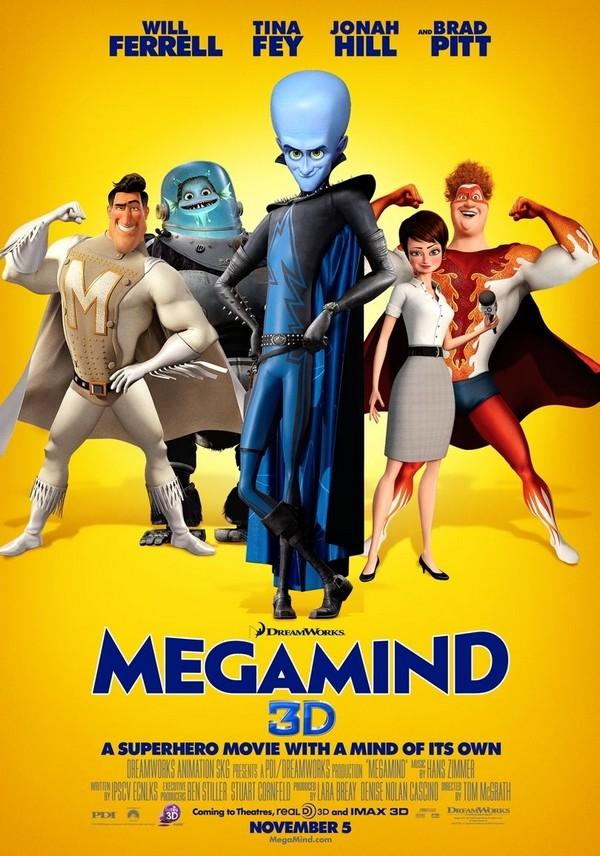 MEGAMIND - USA - 05 novembre 2010 - Megami10
