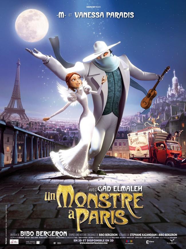 UN MONSTRE A PARIS - EuropaCorp - 12 Octobre 2011 - Monste14
