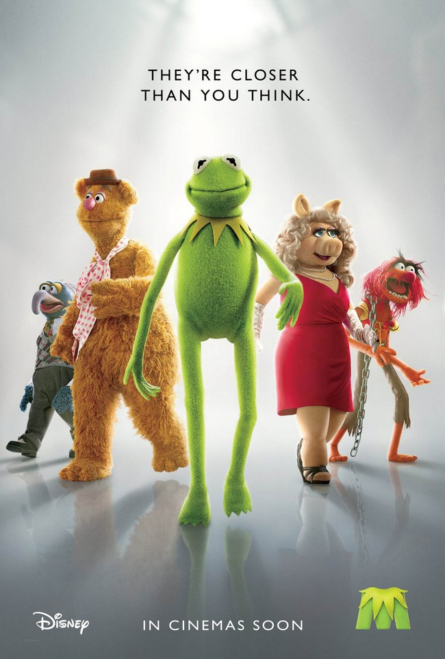 THE MUPPETS - THE MOVIE - Walt Disney - 23 novembre 2011 Muppet10
