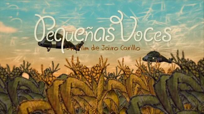 PEQUENAS VOCES - Colombie - Jaguar Taller Digital - 2010   Pequen10