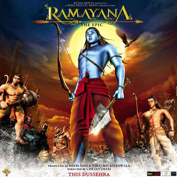 RAMAYANA - THE EPIC - INDE - 15 Octobre 2010  Ramaya10
