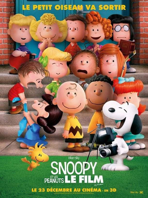 PEANUTS - Blue Sky/Fox - FR : 16 décembre 2015 Snoopy10