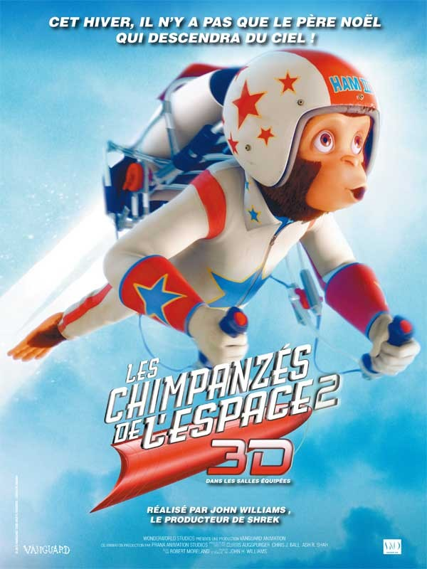 SPACE CHIMPS 2 - Vanguard Animation - 22 décembre 2010 - Spacec10