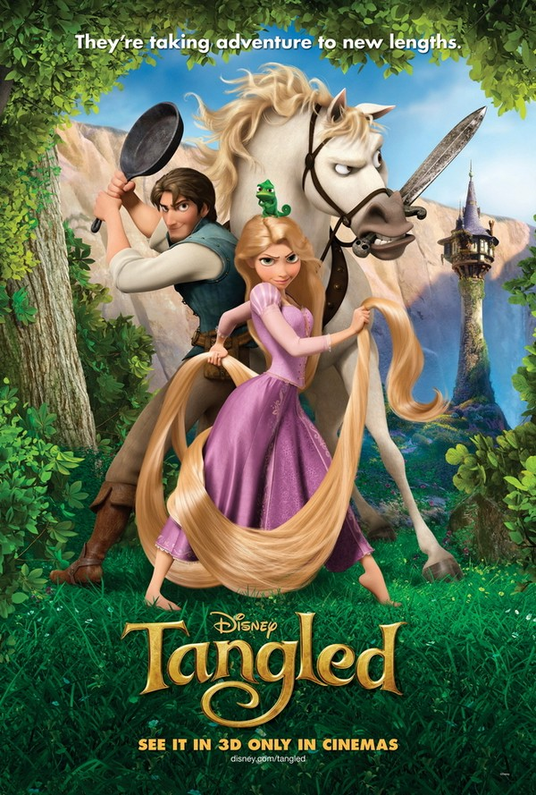 TANGLED - RAPUNZEL - RAIPONCE - 2010 - Tangle10