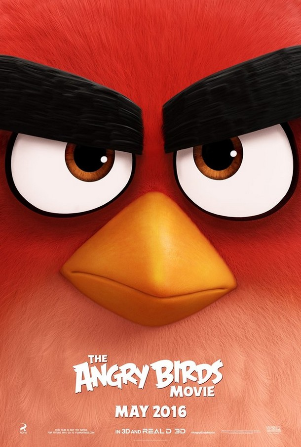 ANGRY BIRDS - Rovio/Sony pictures - FR : 1 juillet 2016 Theang10