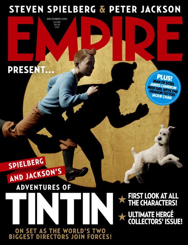TINTIN, SECRET OF THE UNICORN - 23 octobre 2011 - Tintin10