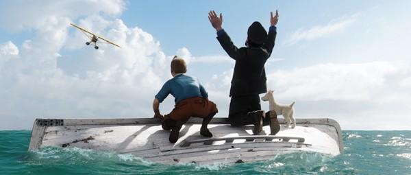 TINTIN, SECRET OF THE UNICORN - 23 octobre 2011 - Tintin12