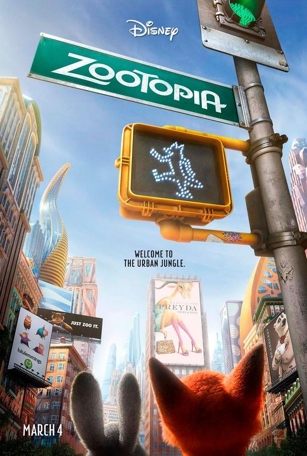 ZOOTOPIA - Walt Disney Animation - 2016 Zootop10