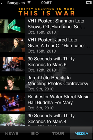 [INFO] 30 Seconds To Mars sur IPHONE 54546410