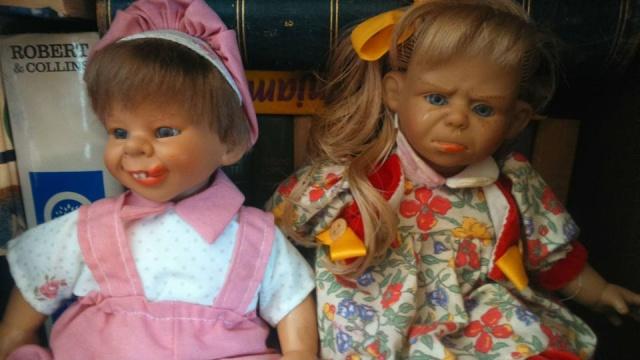 Chucky et Annabelle, mes deux laideurs :DD 11145110