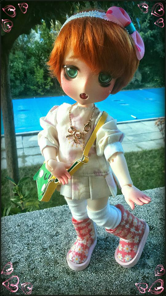 Charlie (Danta 2D Dolls) 12119110