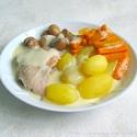 veau - Blanquette (veau-dinde-poulet) sit728 Yui611