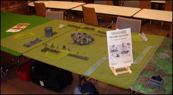 Démonstrations Warmaster à OctoGônes Octogo23