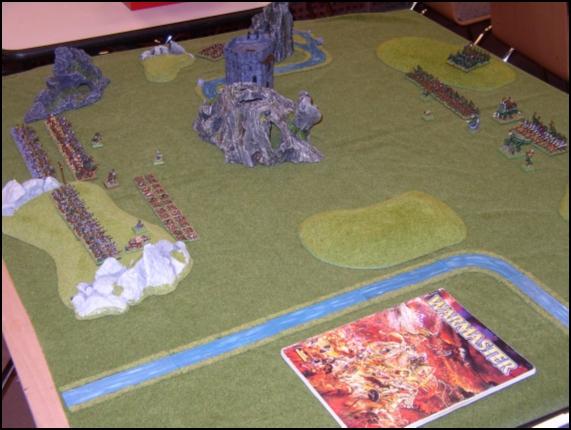 Démonstrations Warmaster à OctoGônes Octogo24
