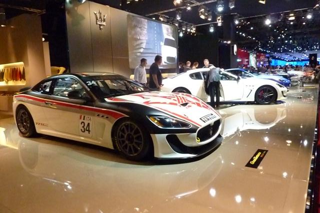 Photo Mondial Automobile de Paris P1010410