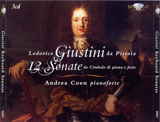 Lodovico GIUSTINI da Pistoia (1685-1743) Giusti10