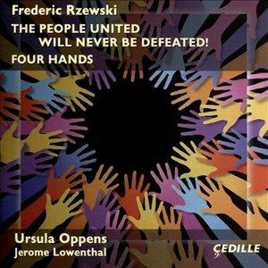 Rzewski - Frederic Rzewski, né en 1938 Rzewsk10