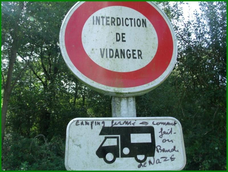 INDRE ET LOIRE (37) Chateau Lavallière on prend le camping cariste pour un idiot. Chatea10