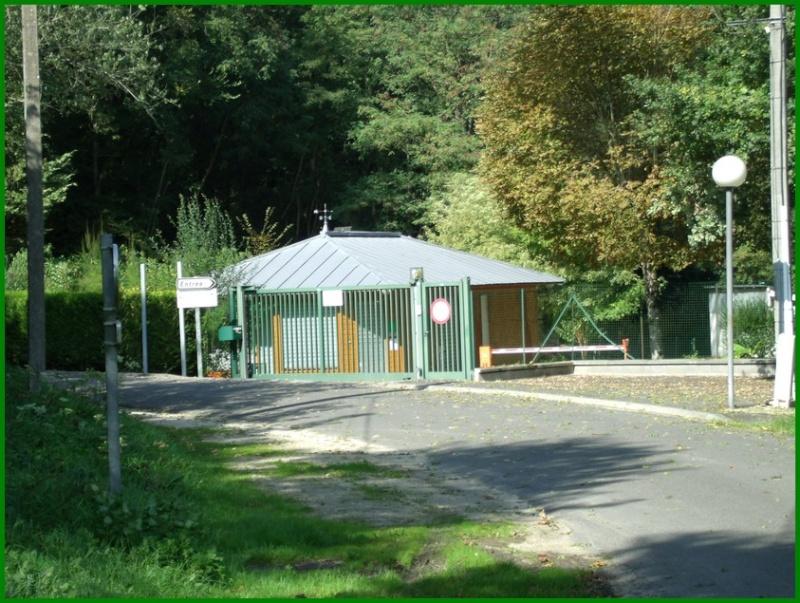 INDRE ET LOIRE (37) Chateau Lavallière on prend le camping cariste pour un idiot. Chatea11