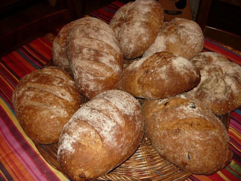 Faire son pain, rien de plus facile... P1230810