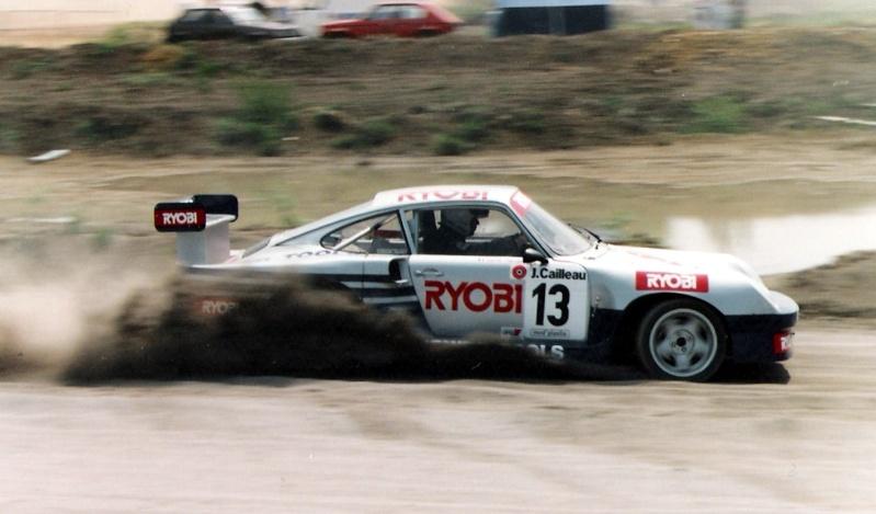 PHOTOS RALLYE CROSS PAU IDRON 1989 Pau_id12