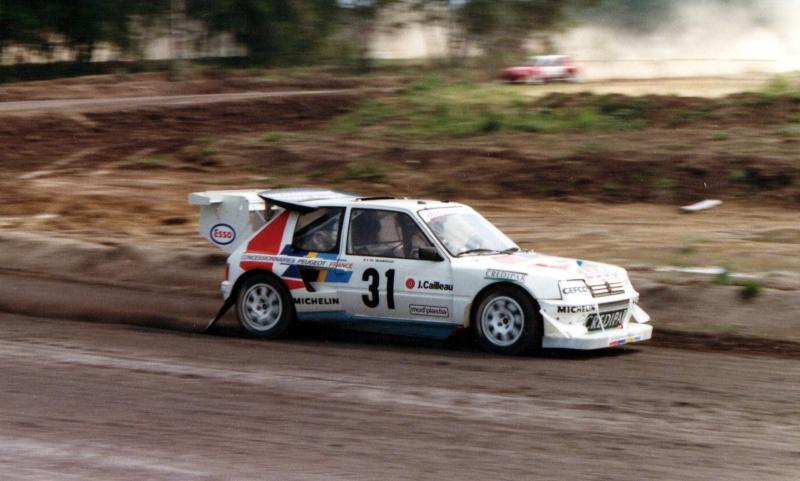 PHOTOS RALLYE CROSS PAU IDRON 1989 Pau_id14