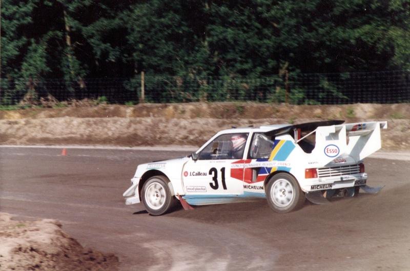 PHOTOS RALLYE CROSS PAU IDRON 1989 Pau_id15