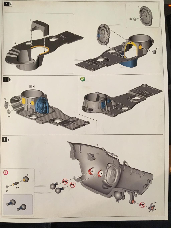 Recherche plans de montage Kharadron . 110