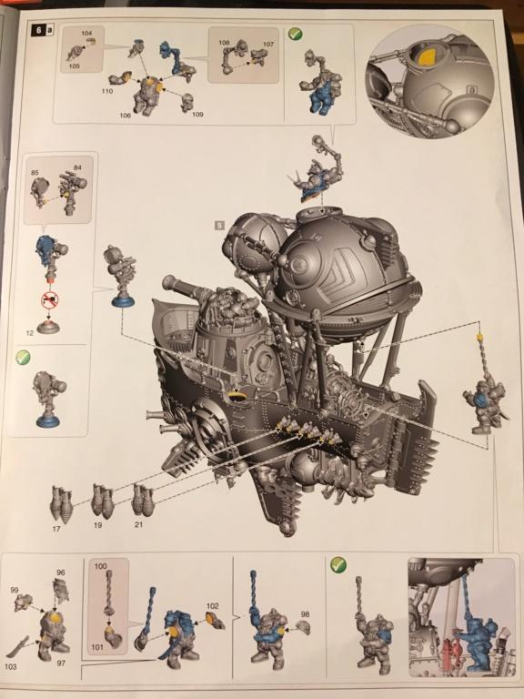 Recherche plans de montage Kharadron . 1110