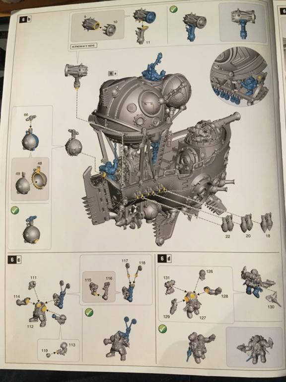 Recherche plans de montage Kharadron . 1210