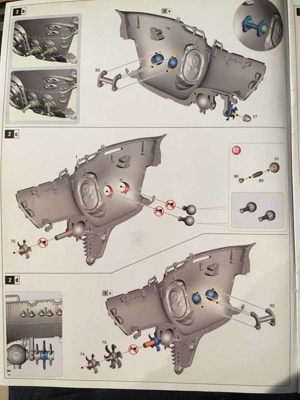 Recherche plans de montage Kharadron . 210