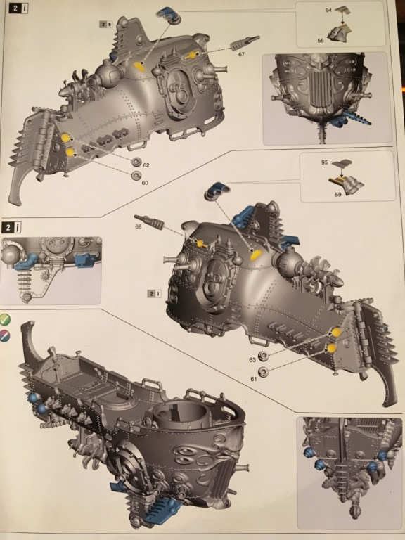 Recherche plans de montage Kharadron . 510