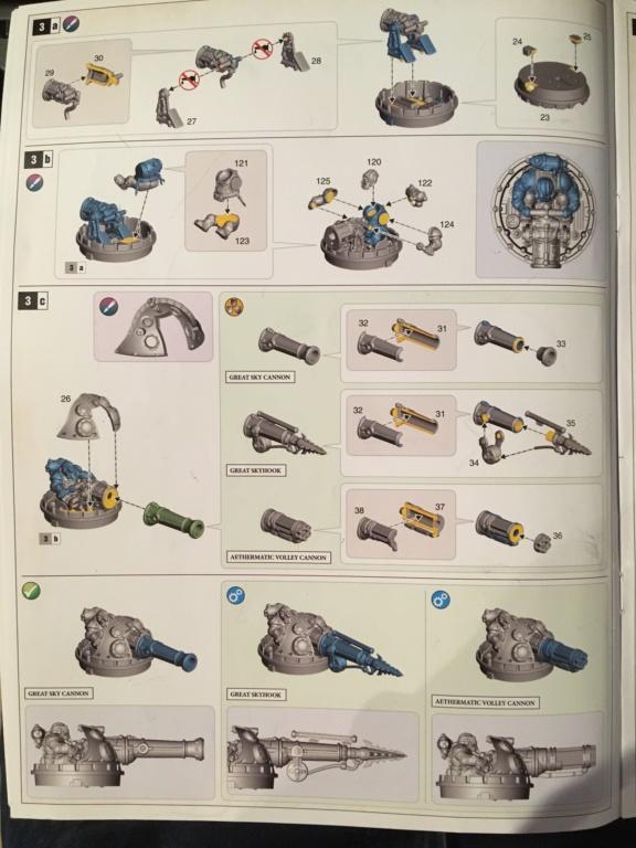 Recherche plans de montage Kharadron . 610